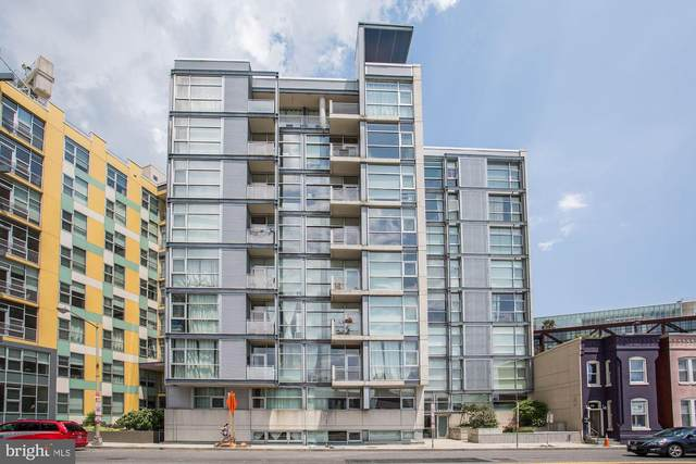 919 Florida Avenue NW #401, WASHINGTON, DC 20001 (#DCDC521376) :: Peter Knapp Realty Group