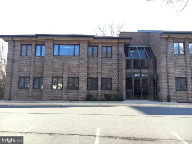 3905 Railroad Avenue 200&201, FAIRFAX, VA 22030 (#VAFC121494) :: Jacobs & Co. Real Estate