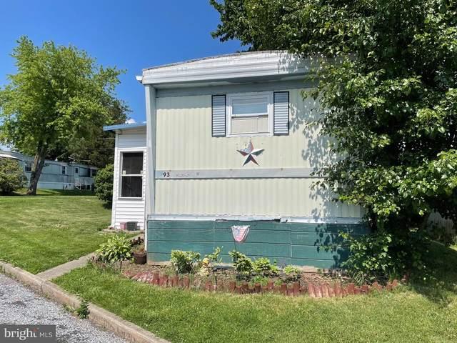 93 Valley View Road, BIRDSBORO, PA 19508 (#PABK377444) :: Nesbitt Realty