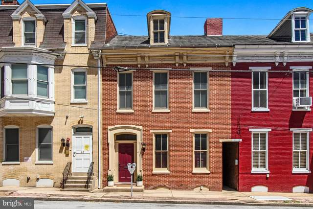 41 N Newberry Street, YORK, PA 17401 (#PAYK158258) :: The Mike Coleman Team