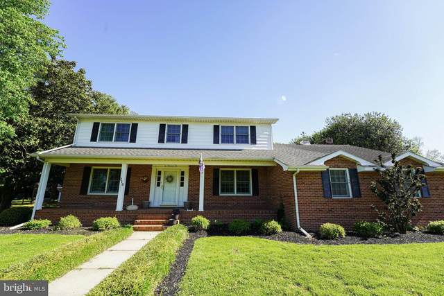 210 Oak Street, HURLOCK, MD 21643 (#MDDO127392) :: McClain-Williamson Realty, LLC.