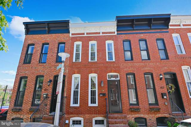 419 Folsom Street, BALTIMORE, MD 21230 (#MDBA550704) :: The Gus Anthony Team
