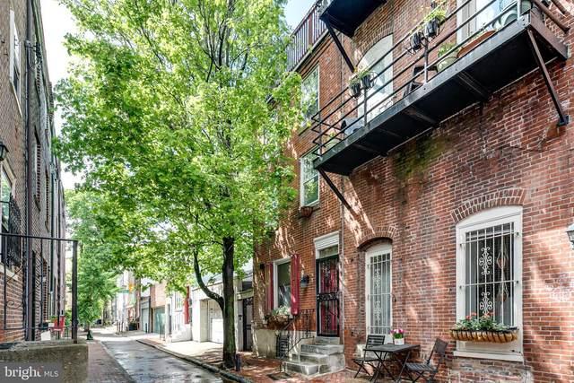 1005 Waverly Street, PHILADELPHIA, PA 19147 (#PAPH1016768) :: Ram Bala Associates | Keller Williams Realty