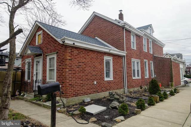 600 Maddock Street, CRUM LYNNE, PA 19022 (MLS #PADE545980) :: Kiliszek Real Estate Experts