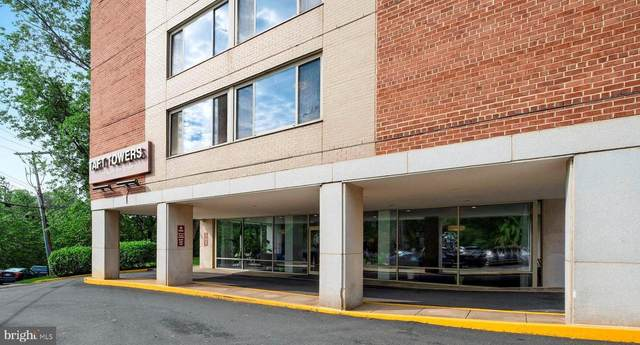 1210 N Taft Street #606, ARLINGTON, VA 22201 (#VAAR181356) :: Keller Williams Realty Centre
