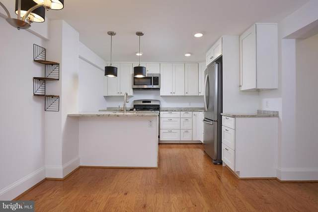 3022 Porter Street NW #1, WASHINGTON, DC 20008 (#DCDC521412) :: Dart Homes