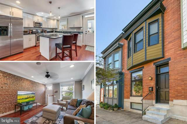 3 S Ellwood Avenue, BALTIMORE, MD 21224 (#MDBA550714) :: Dart Homes