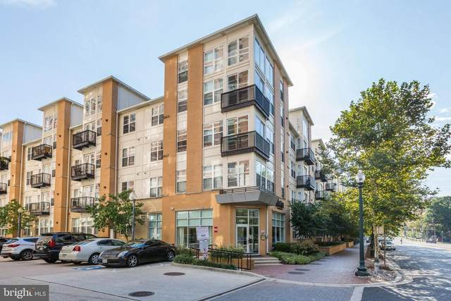 1201 East West Highway #232, SILVER SPRING, MD 20910 (#MDMC758108) :: City Smart Living