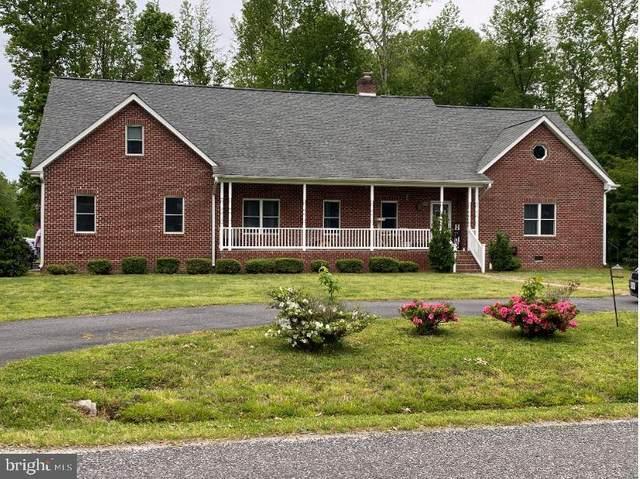 1303 Holly Vista Drive, COLONIAL BEACH, VA 22443 (#VAWE118398) :: Great Falls Great Homes