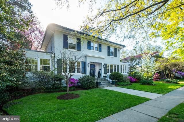 5119 38TH Street NW, WASHINGTON, DC 20016 (#DCDC521418) :: Cortesi Homes