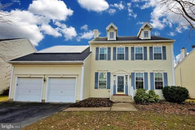 19 Wyckoff Drive, PENNINGTON, NJ 08534 (#NJME312368) :: Jason Freeby Group at Keller Williams Real Estate