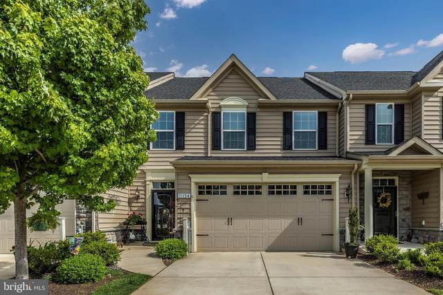 11154 Gentle Rolling Drive, MARRIOTTSVILLE, MD 21104 (#MDHW294564) :: Bowers Realty Group