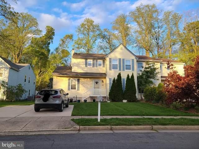 63 Brambling Lane, VOORHEES, NJ 08043 (#NJCD419756) :: McClain-Williamson Realty, LLC.
