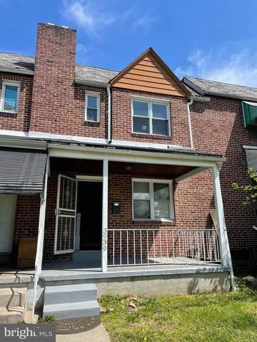 3939 Brooklyn Avenue, BALTIMORE, MD 21225 (#MDBA550724) :: Dart Homes