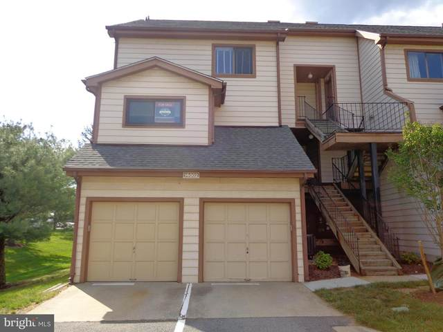 14002 Justin Way 8E, LAUREL, MD 20707 (#MDPG606338) :: Dart Homes