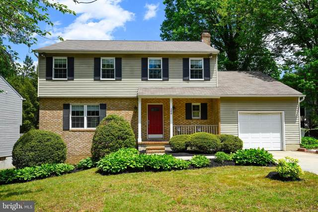 548 Norton Lane, ARNOLD, MD 21012 (#MDAA468136) :: McClain-Williamson Realty, LLC.