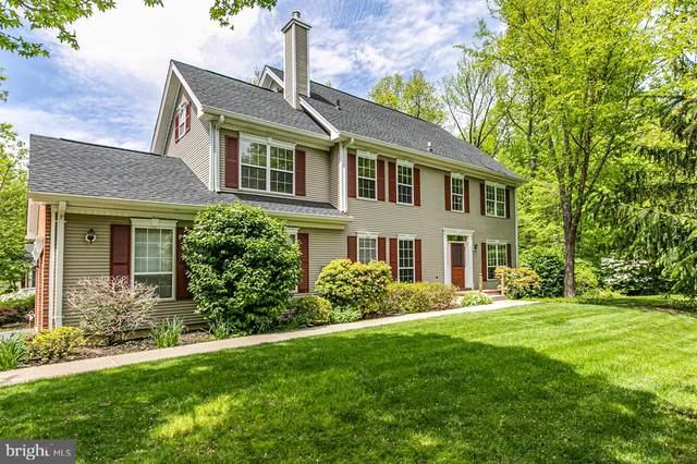 21 Campbell Woods Way, PRINCETON, NJ 08540 (#NJME312370) :: LoCoMusings