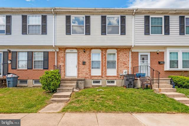 604 Burlington Court, EDGEWOOD, MD 21040 (#MDHR259920) :: The Licata Group / EXP Realty