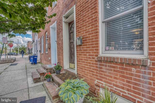 2429 Foster Avenue, BALTIMORE, MD 21224 (#MDBA550738) :: New Home Team of Maryland