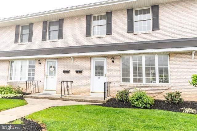 18 Bentley Place, CARLISLE, PA 17013 (#PACB134822) :: The Joy Daniels Real Estate Group