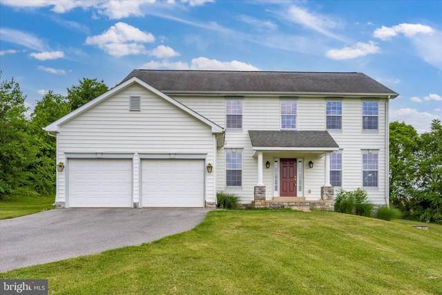 8218 James Street, MIDDLETOWN, MD 21769 (#MDFR282436) :: The Redux Group