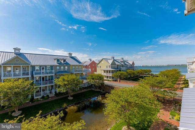 21 Canal Side Mews E E, OCEAN CITY, MD 21842 (#MDWO122400) :: Jennifer Mack Properties