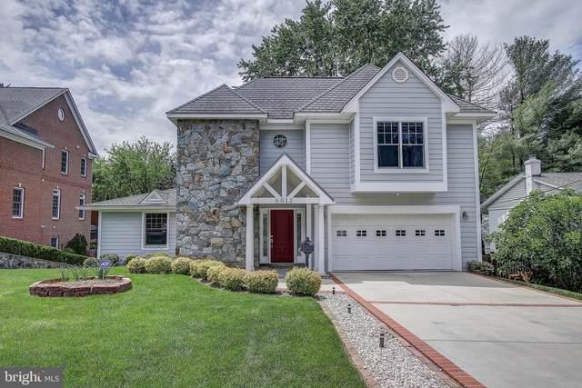 6012 Roosevelt Street, BETHESDA, MD 20817 (#MDMC758158) :: Grace Perez Homes