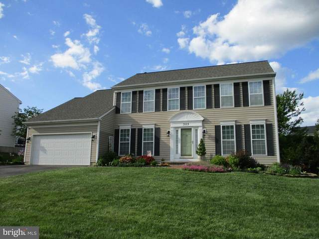 303 Mourning Dove Drive, NEWARK, DE 19711 (#DENC526452) :: Bright Home Group