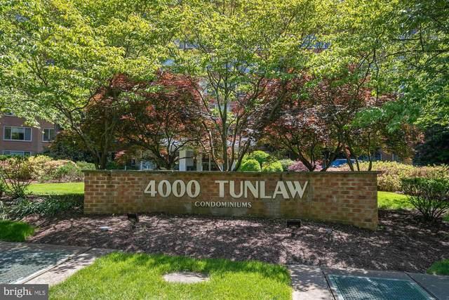 4000 Tunlaw Road NW #312, WASHINGTON, DC 20007 (#DCDC521498) :: Jacobs & Co. Real Estate
