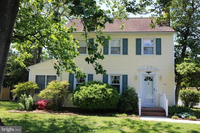 611 S Washington Street, EASTON, MD 21601 (#MDTA141128) :: McClain-Williamson Realty, LLC.