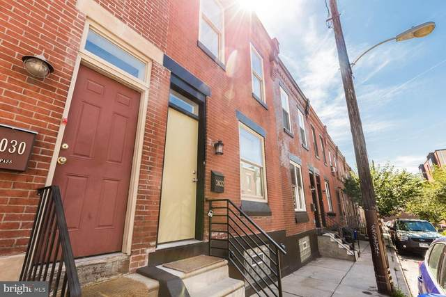 3032 Baltz Street, PHILADELPHIA, PA 19121 (#PAPH1016878) :: Keller Williams Realty - Matt Fetick Team