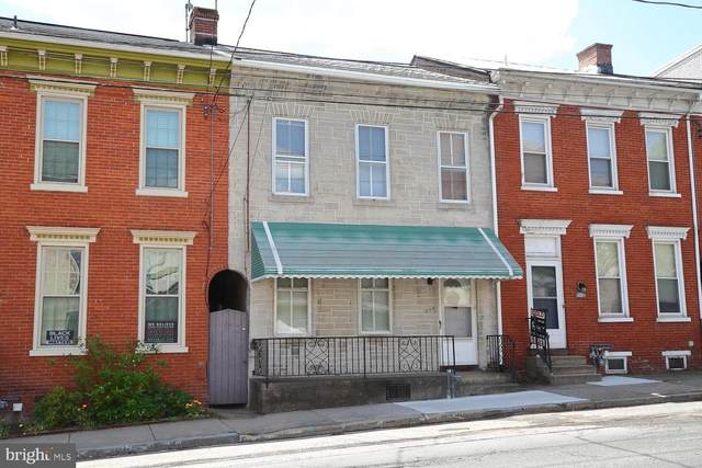 238 W Lemon Street, LANCASTER, PA 17603 (#PALA182112) :: The Craig Hartranft Team, Berkshire Hathaway Homesale Realty