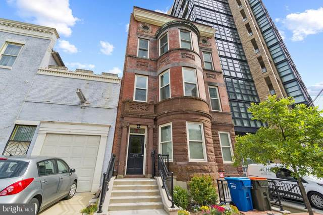 475 New York Avenue NW #6, WASHINGTON, DC 20001 (#DCDC521518) :: Dart Homes