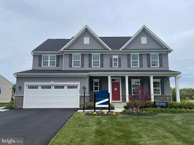 200 Decatur Circle, STEPHENS CITY, VA 22655 (#VAFV164062) :: Boyle & Kahoe Real Estate