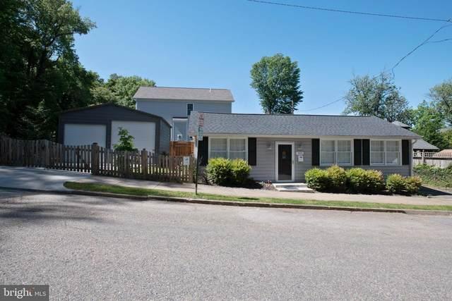 915 Monroe Street, FREDERICKSBURG, VA 22401 (MLS #VAFB119074) :: PORTERPLUS REALTY