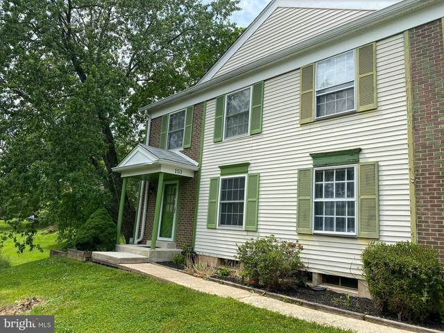 153 Hammershire Road C, REISTERSTOWN, MD 21136 (#MDBC528934) :: Bowers Realty Group