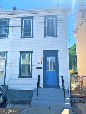 115 John Street, HAGERSTOWN, MD 21740 (#MDWA179776) :: ExecuHome Realty