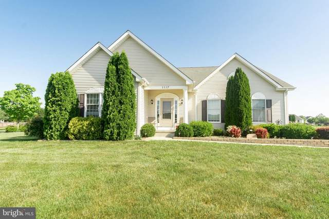 1117 Cool Breeze Drive, CLAYTON, DE 19938 (#DEKT248782) :: Murray & Co. Real Estate
