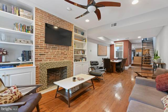 617 S Wolfe Street, BALTIMORE, MD 21231 (#MDBA550772) :: Ram Bala Associates | Keller Williams Realty