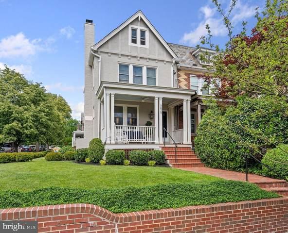 3825 Benton Street NW, WASHINGTON, DC 20007 (#DCDC521538) :: Cortesi Homes