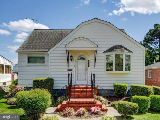 6717 Danville Avenue, BALTIMORE, MD 21222 (#MDBA550788) :: Dart Homes