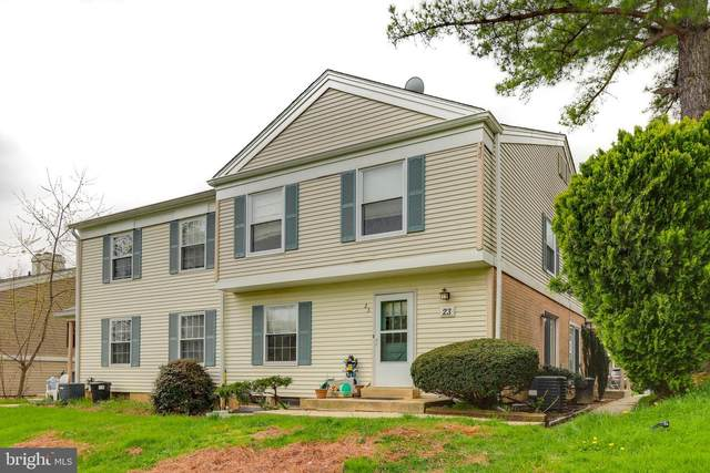 23 Deepspring Court C, REISTERSTOWN, MD 21136 (#MDBC528966) :: ExecuHome Realty
