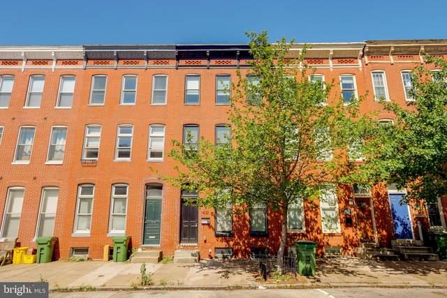 1432 S Hanover Street, BALTIMORE, MD 21230 (#MDBA550794) :: Shamrock Realty Group, Inc