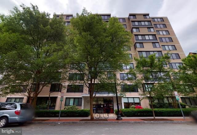 2030 F Street NW #808, WASHINGTON, DC 20006 (#DCDC521550) :: Jennifer Mack Properties