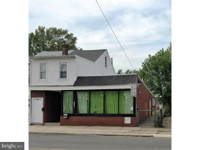 1336 Hamilton Avenue, TRENTON, NJ 08629 (#NJME312386) :: Boyle & Kahoe Real Estate