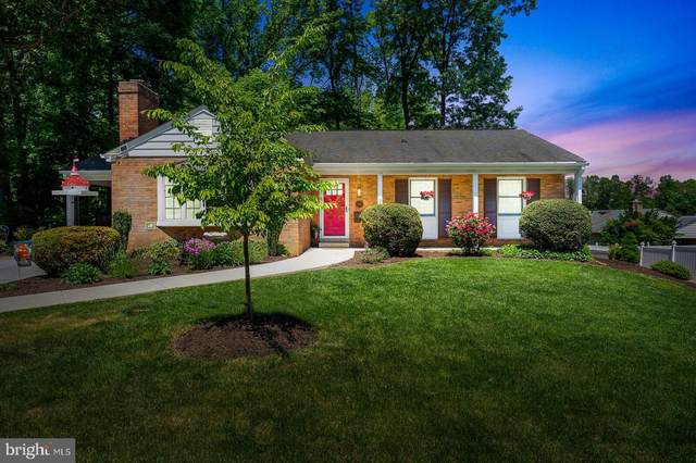 8302 Winslow Avenue, SPRINGFIELD, VA 22152 (#VAFX1200964) :: Pearson Smith Realty