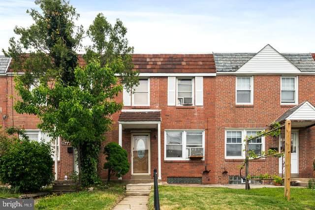 7246 Horrocks Street, PHILADELPHIA, PA 19149 (MLS #PAPH1016994) :: Kiliszek Real Estate Experts