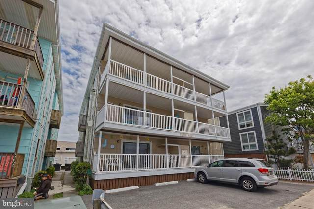 12800 Assawoman Drive 1N, OCEAN CITY, MD 21842 (#MDWO122410) :: CoastLine Realty
