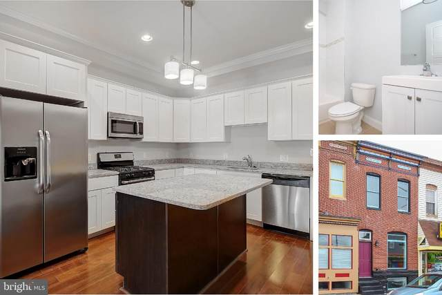 3237 E Baltimore Street, BALTIMORE, MD 21224 (#MDBA550814) :: Berkshire Hathaway HomeServices McNelis Group Properties