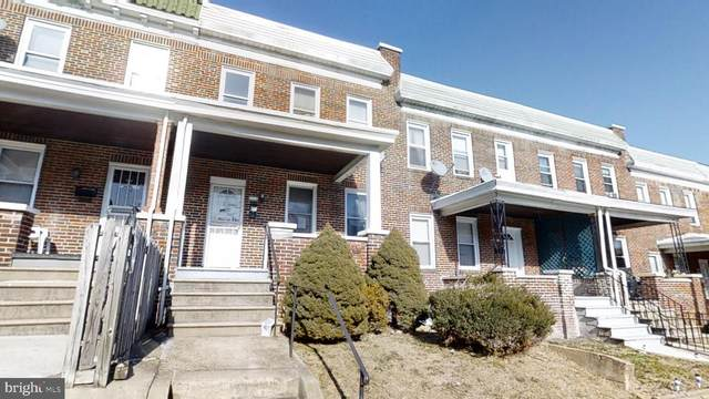 3016 Pelham Avenue, BALTIMORE, MD 21213 (#MDBA550816) :: The MD Home Team